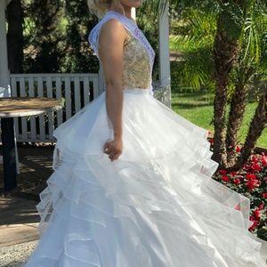 Dresses & Skirts - Love Don't Fade White Princess Dress